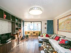 北京我爱我家水墨林溪,两居室,中等装修,低楼层,采光好127平,只交契税