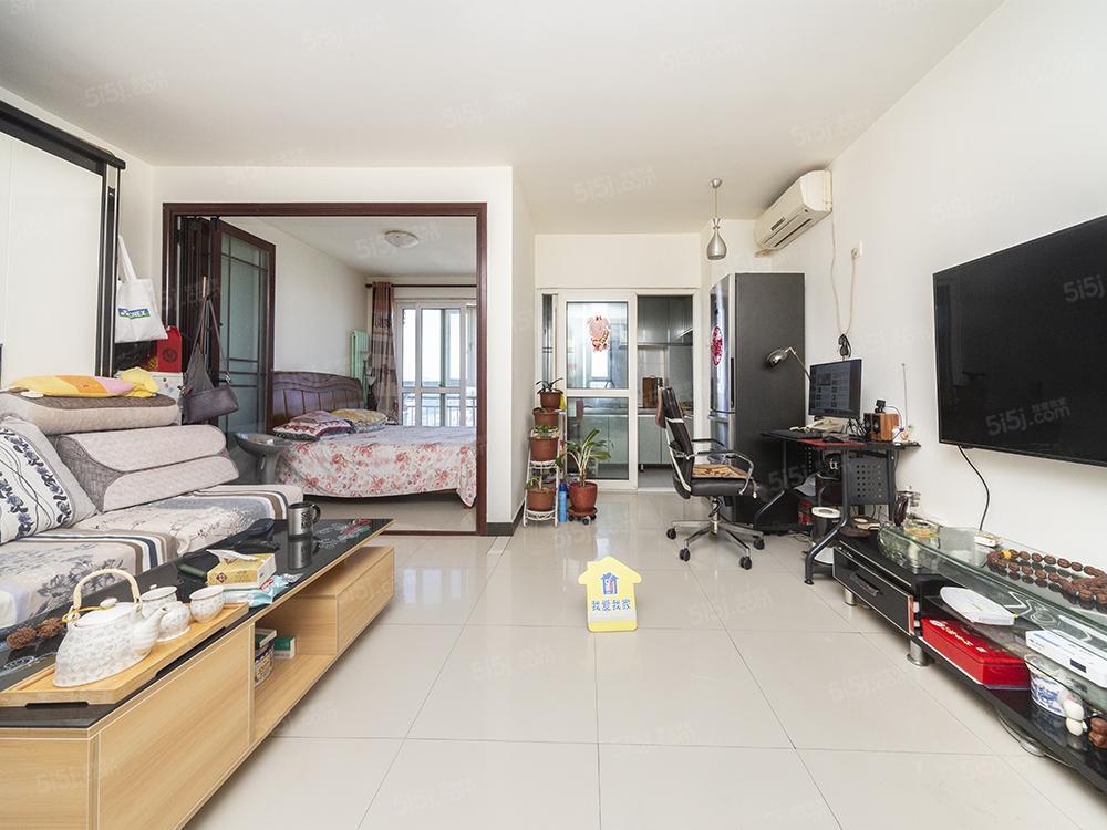永达逸家西向一居室,满五年唯一商品房,随时看房