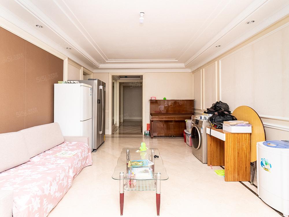 中海高品质洋房三居室采光好