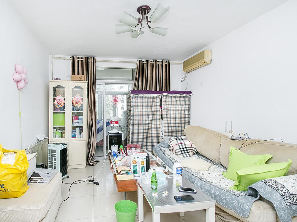 天竺花园天泰园精装修一居室,满五年,家庭一套看房随时有钥匙