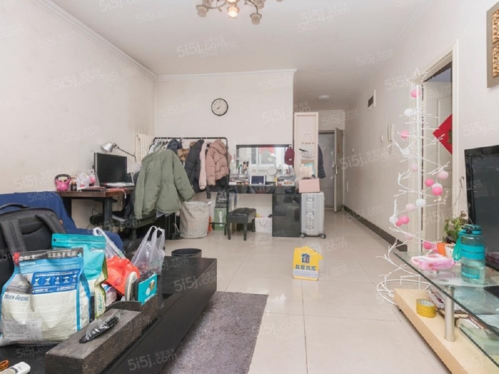 宋家庄:政馨园三区:正规大一居室出租:房子干净整洁:户型方正