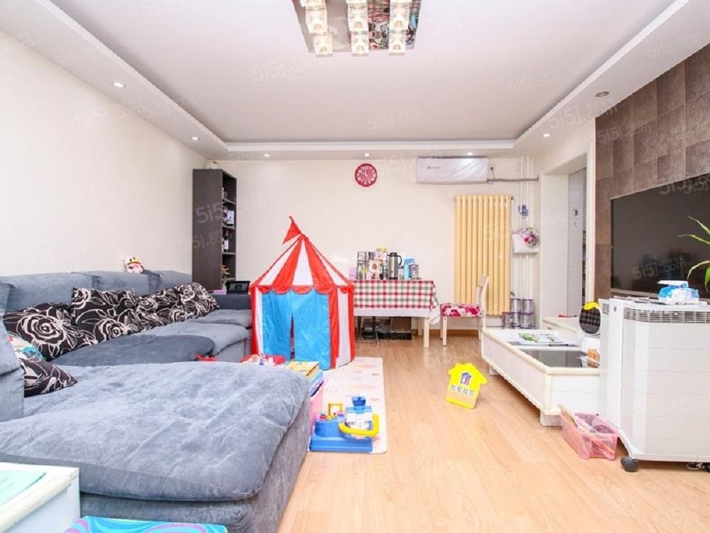 十里堡京棉新城两居室出租,看房提前联系