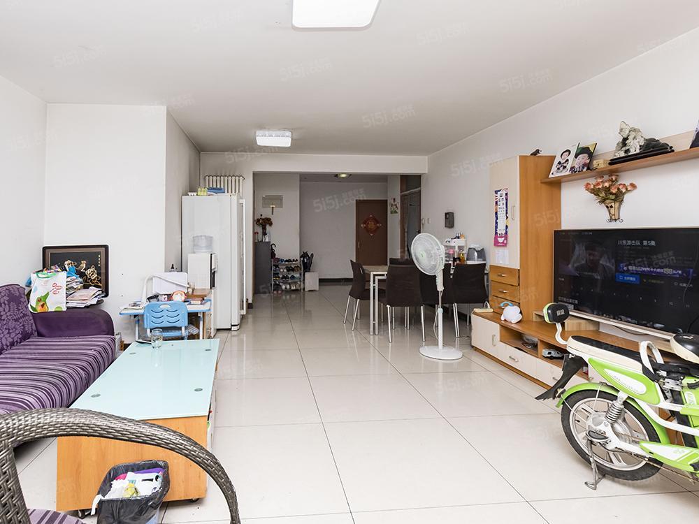 急售好房万年花城三期 南北通透三居室 满5年一套低税费