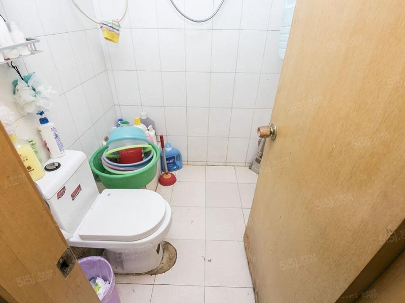 北京我爱我家石景山古城 03年新房板楼南北通透带客厅两居 满五年出门车站第6张图