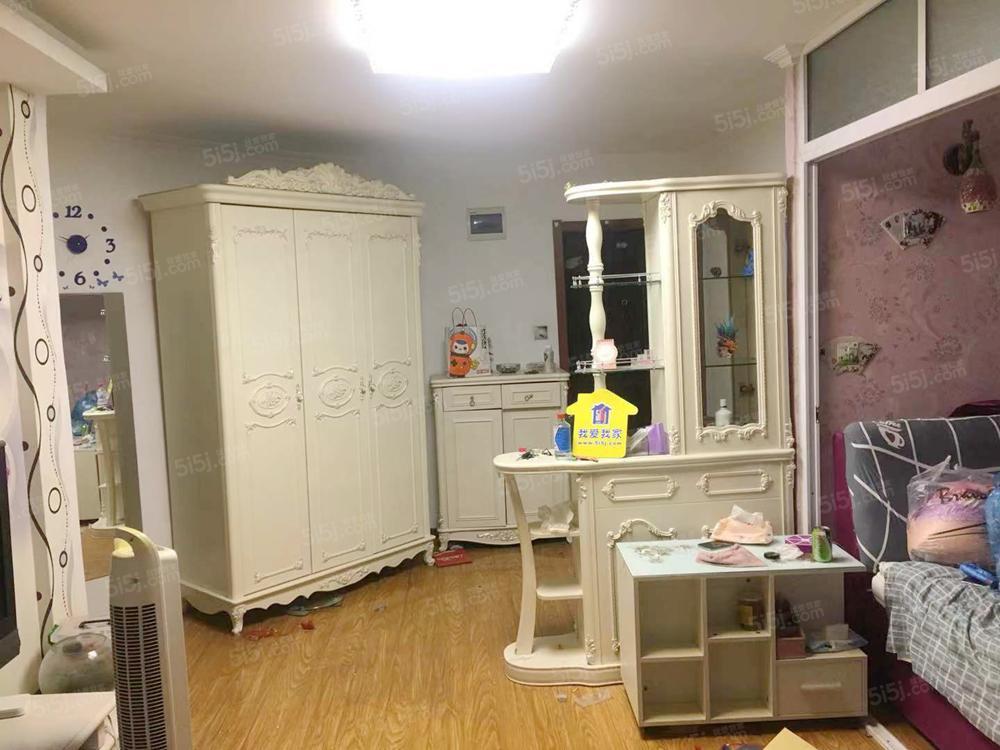 右安门外 翠林三里精装修 朝南向一居室