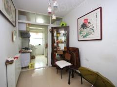 北京我爱我家腾龙家园一层带花园南北向二居明厨明卫看房方便