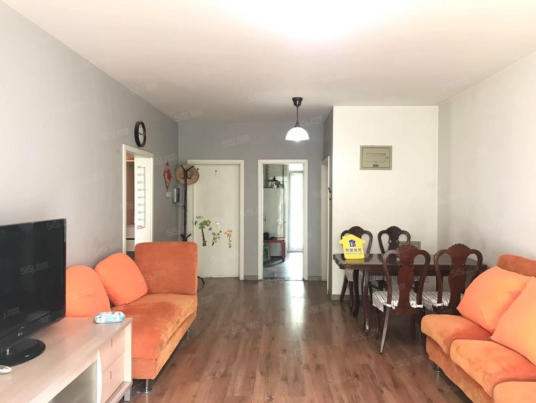 新龙城业主自住装修两居室紧邻回龙观站电梯房 家电齐全