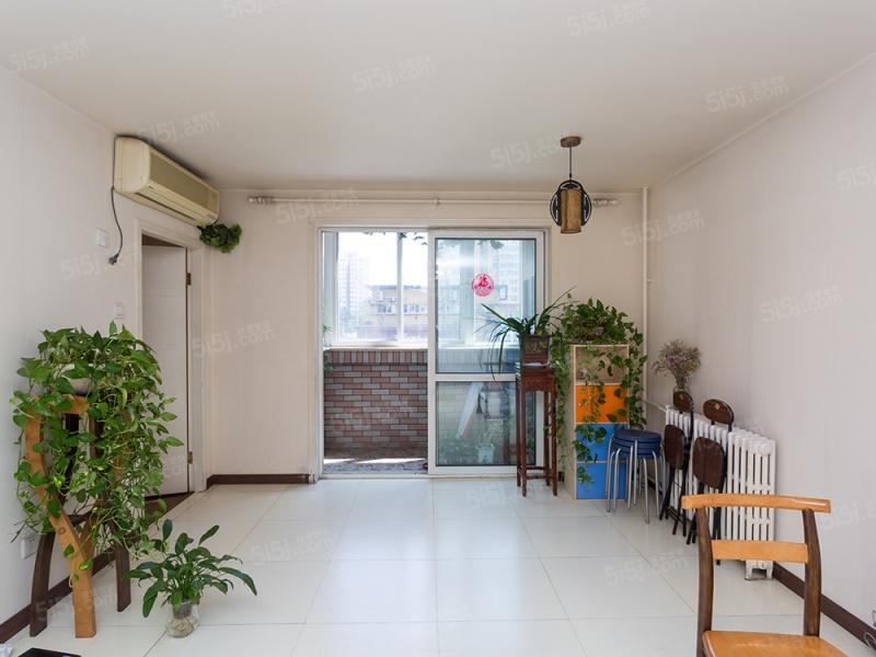 北京我爱我家七里庄望园东里 经典户型三居室 看房有钥匙第1张图