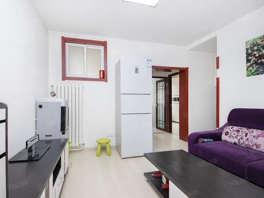 中关村 西苑附近 两居室带客厅 无浪费面积 地铁旁