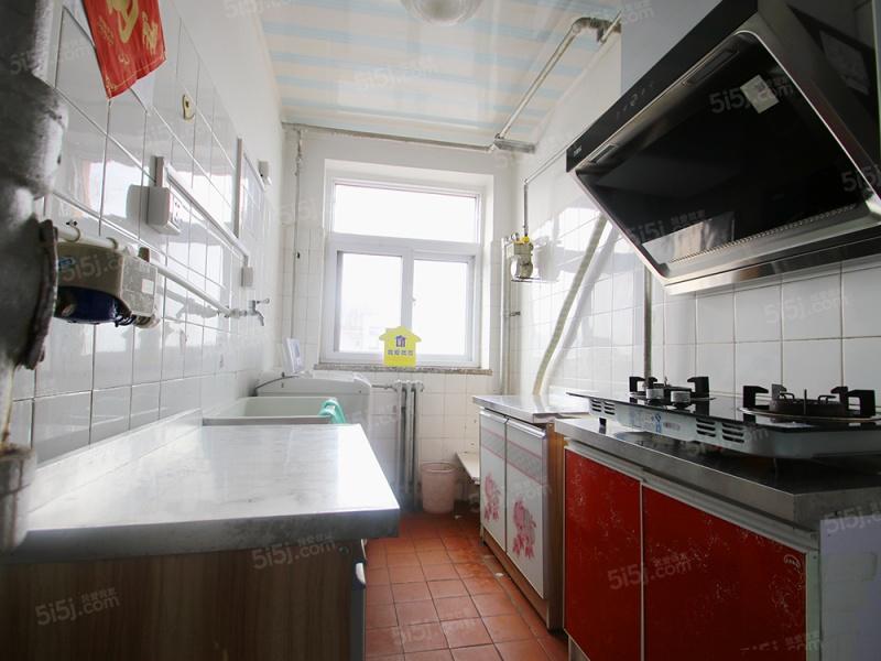 北京我爱我家西潞园两居室精装修 南北通透 中间楼层第5张图