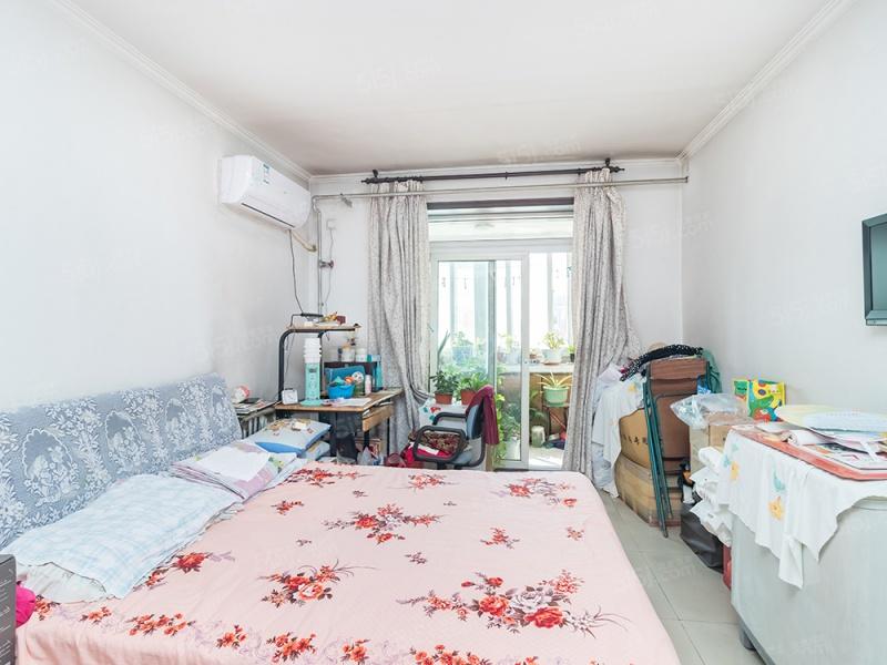 北京我爱我家双龙南里,板楼主力两居户型,南北通透,视野好第2张图