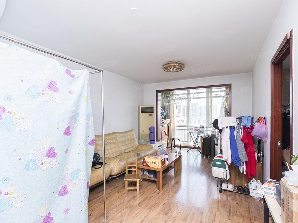 丽泽商务区首科花园精选满五年唯一商品房出售全南两居室正对花园