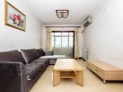 北京我爱我家高层南北通透两居室,视野开阔,满五唯一。