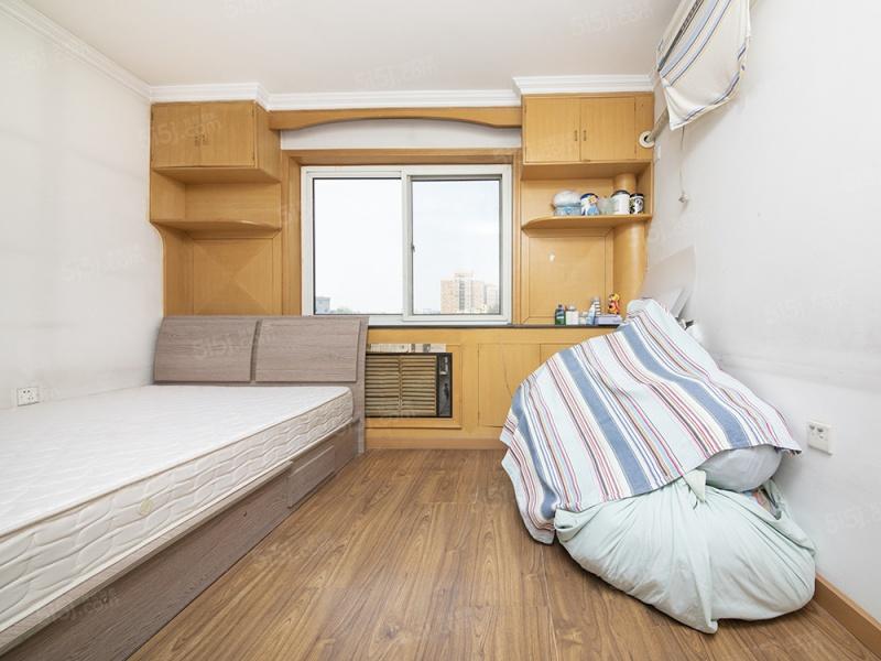 北京我爱我家长椿街康乐里南侧,中楼层3室2厅2卫,南北通透统计局宿舍出售第5张图