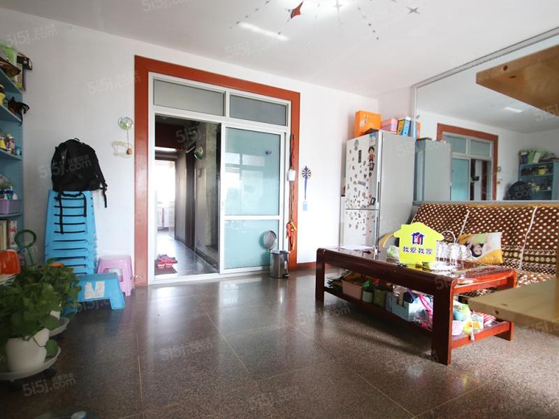 北京我爱我家此房是大两居室,诚心出售第1张图