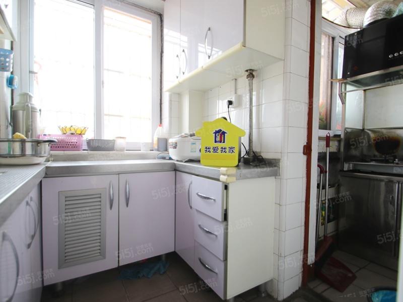 北京我爱我家此房是大两居室,诚心出售第5张图