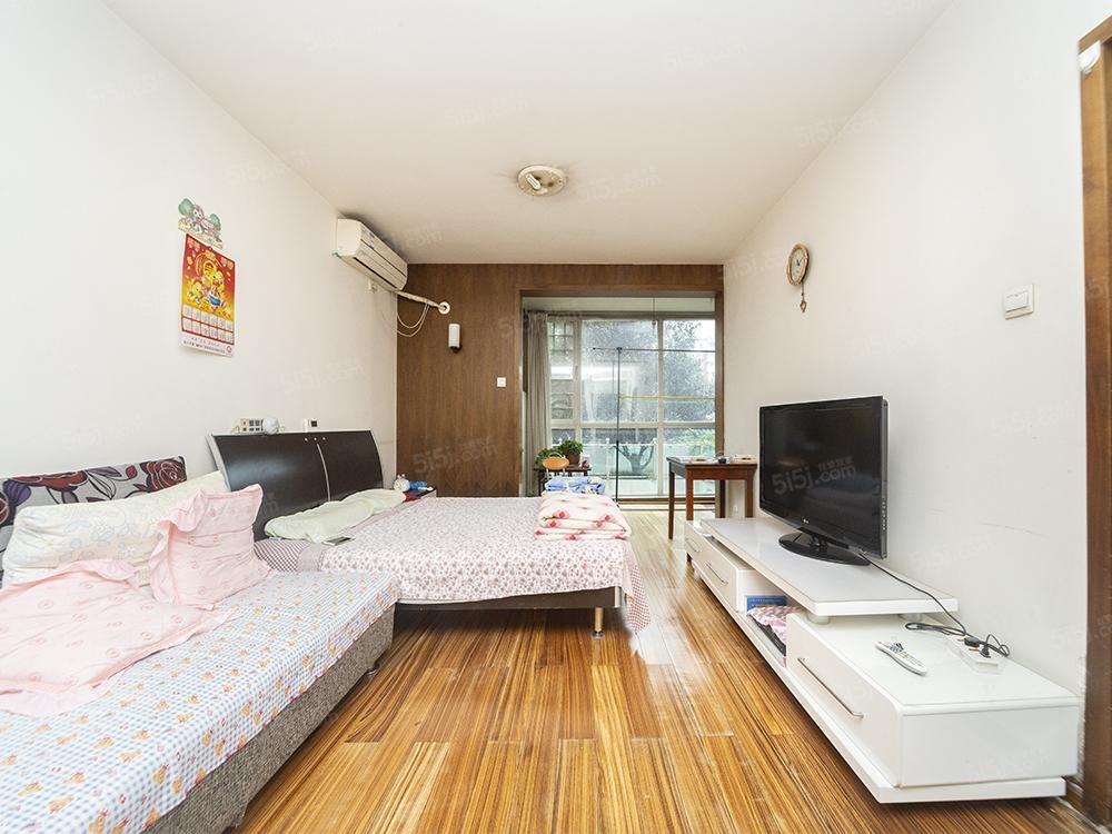 海淀区碧森里南向一居室,满五年商品房,地铁六号线