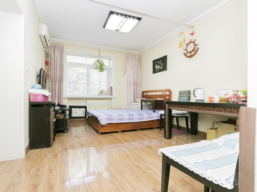 和平家园新上中间层精装修全明2居室 看房随时