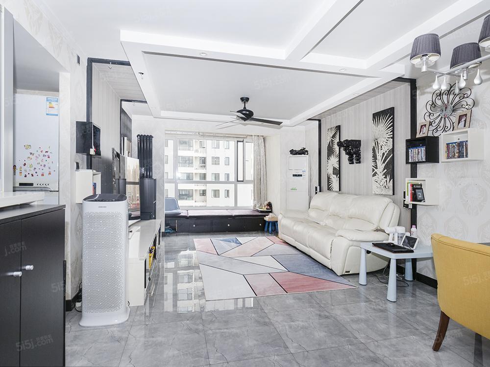 北苑家园望春园 东南大两居 豪华装修 满五唯一 诚心出售