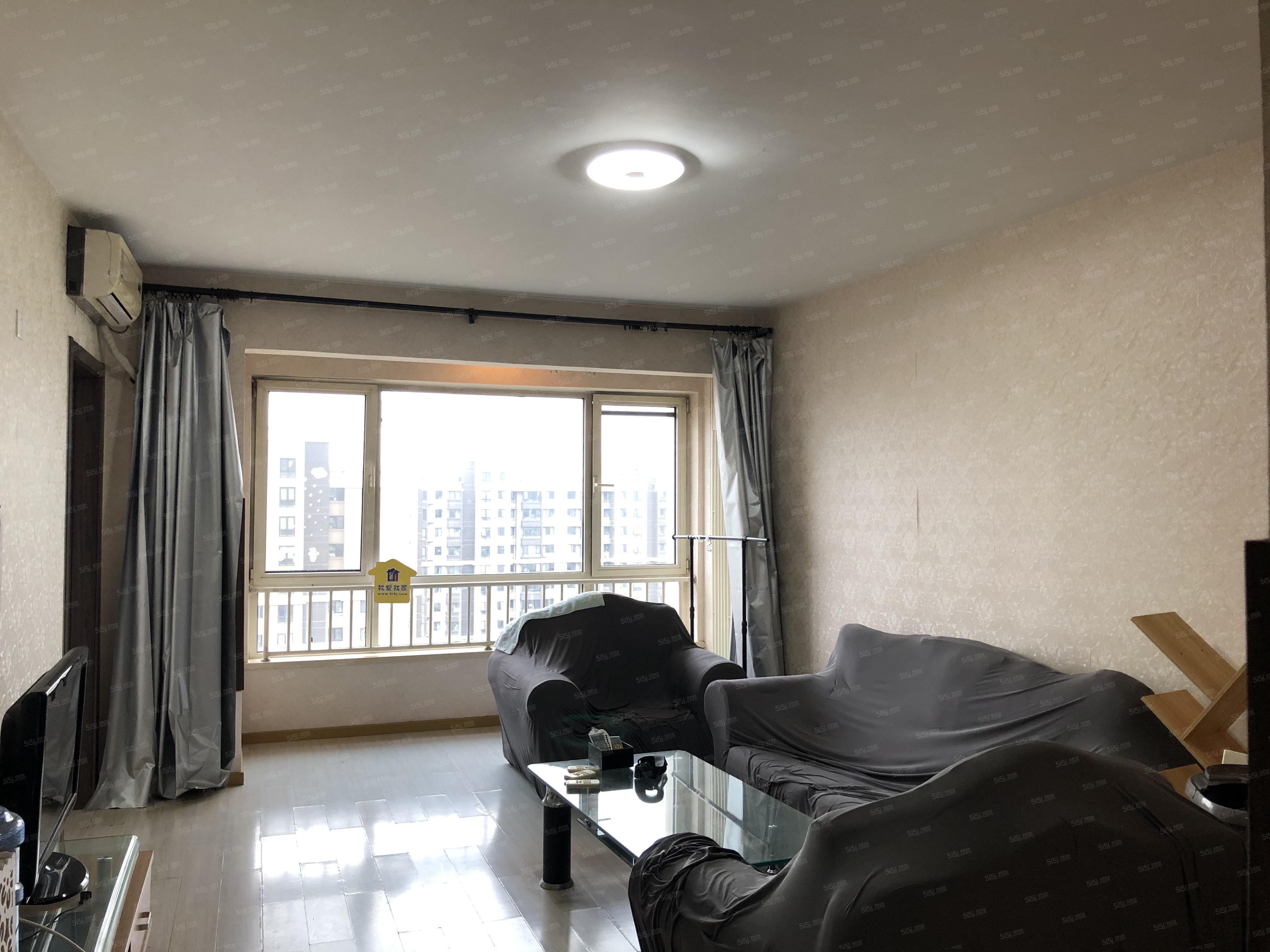 双井 首城国际 南向高层两居 长租不涨价 看房有钥匙