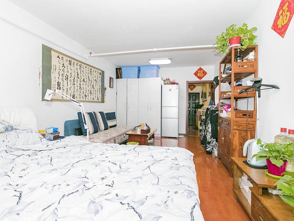 慧忠里 精装修 大一居室 满五年公房