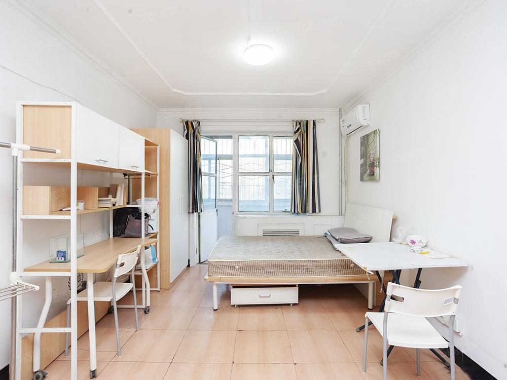 建清园新上中间层东西向两居室 满五年 税少