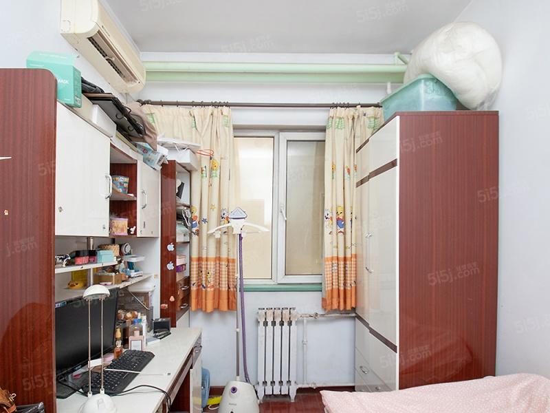 北京我爱我家北一区 紧邻地铁 三居室 商品房满五唯一 可高贷款第3张图