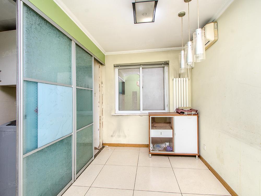 北京我爱我家新上中国人寿公房 南北三居 有钥匙 高层采光好