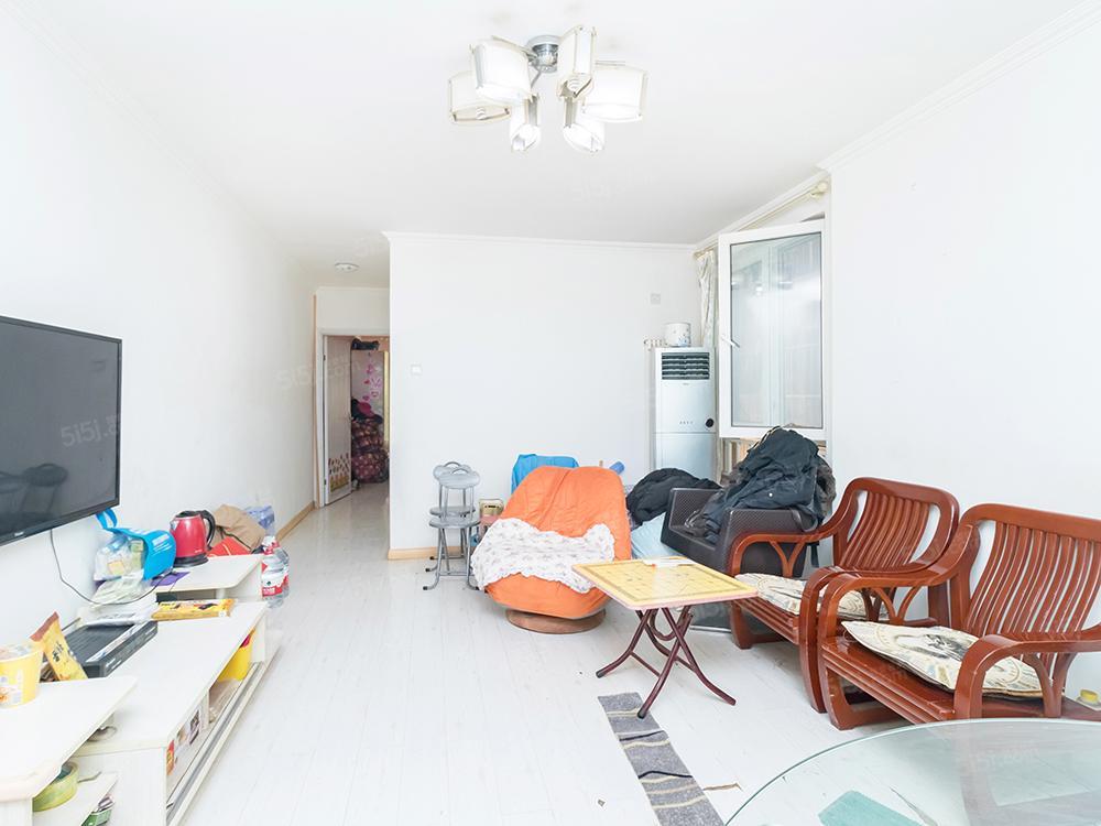 弘善家园满五唯一大两居,采光亮带阳台,紧邻地铁