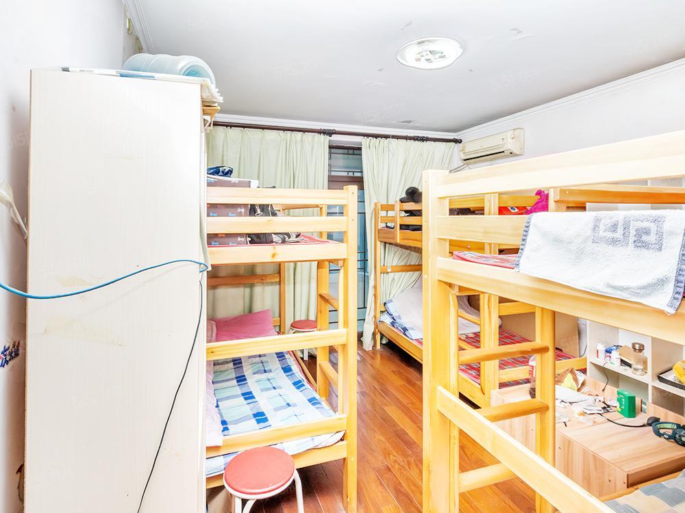 北京我爱我家北一区地铁旁 满五年一套 优质大三居室