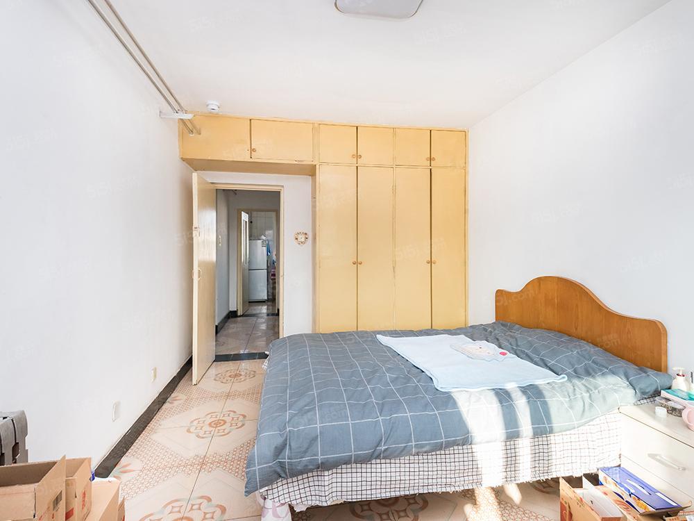 亦庄马驹桥 新海北里 南北通透 正规一居室 高楼层视野好安静