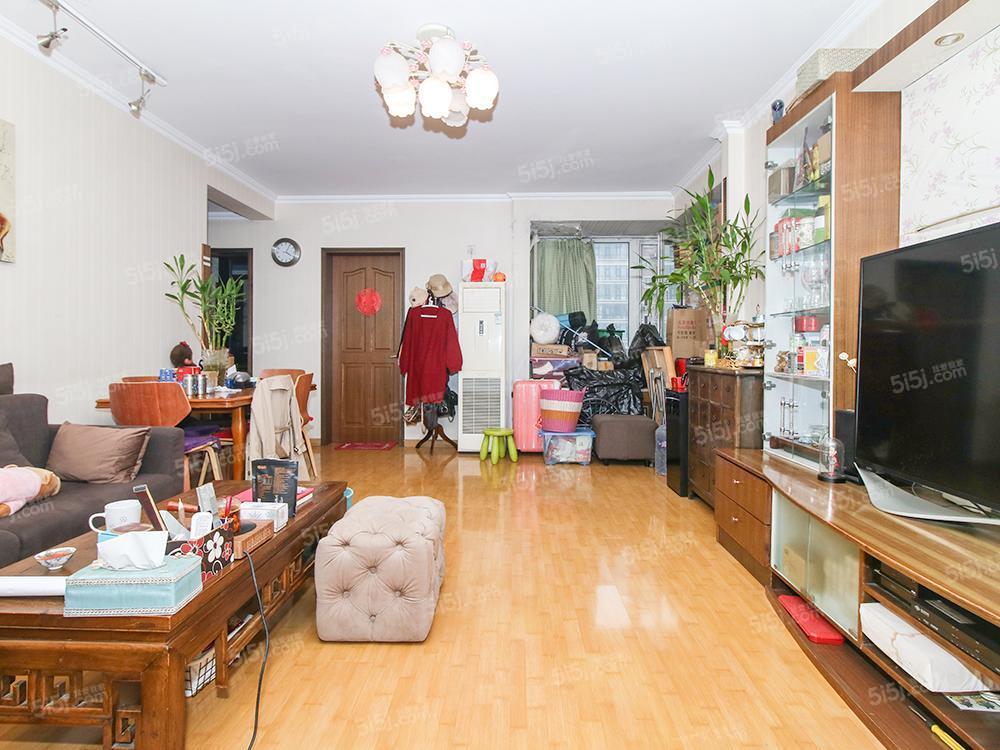 北一区正规两居室!靠近地铁!精装修!配置全!