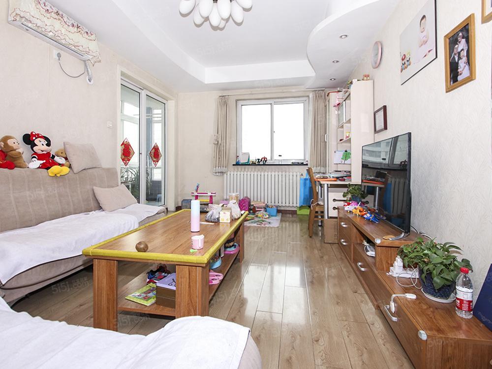 双井国贸 华腾园 精装两居室 满五年 看房方便