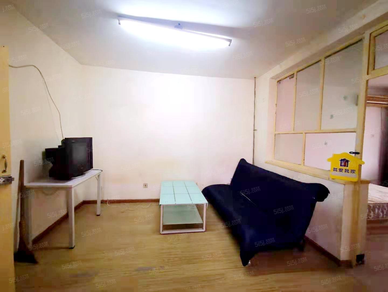 枣园小区 两室一厅 集中供暖