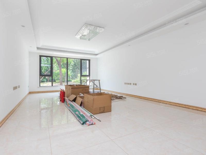 北京我爱我家全明格局大三居精装,南北通透观花园美景第1张图