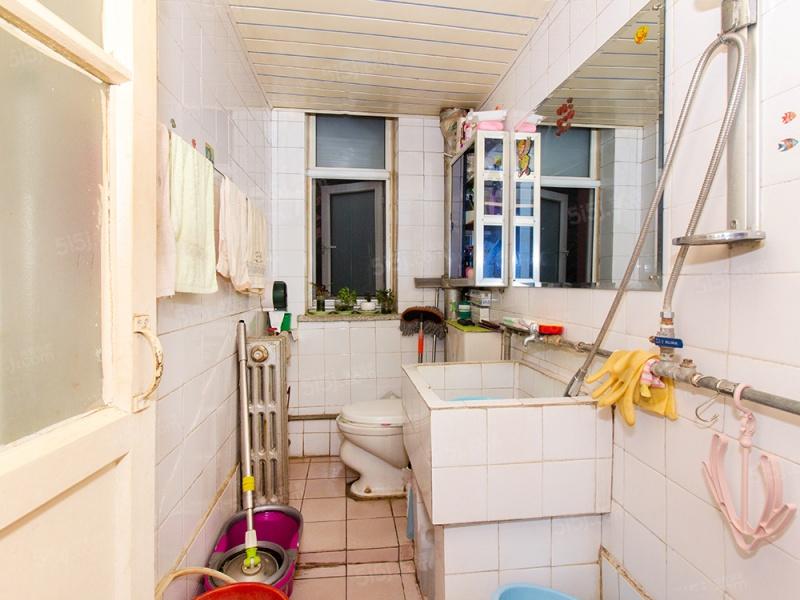 北京我爱我家首付125万,永乐西区南向两居,满五年,明厨明卫第5张图