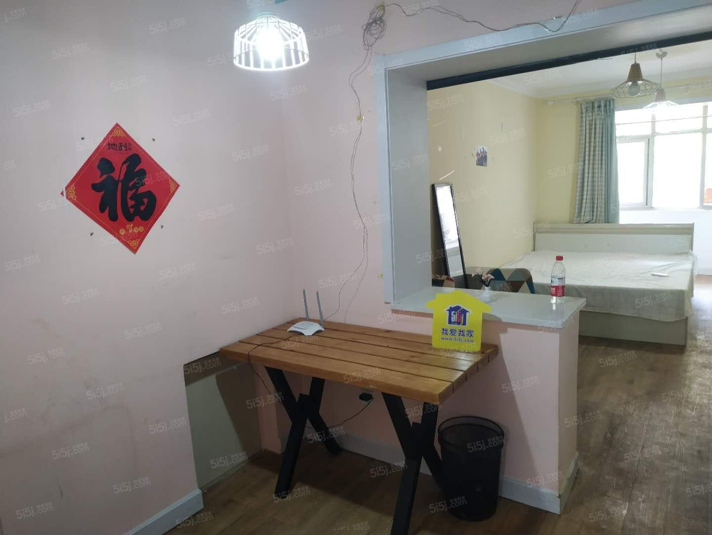 新中西街一居室业主直租·紧邻地铁·东四十条·吉祥里·吉庆里