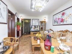 北京我爱我家通和园精装修南向两居业主诚售