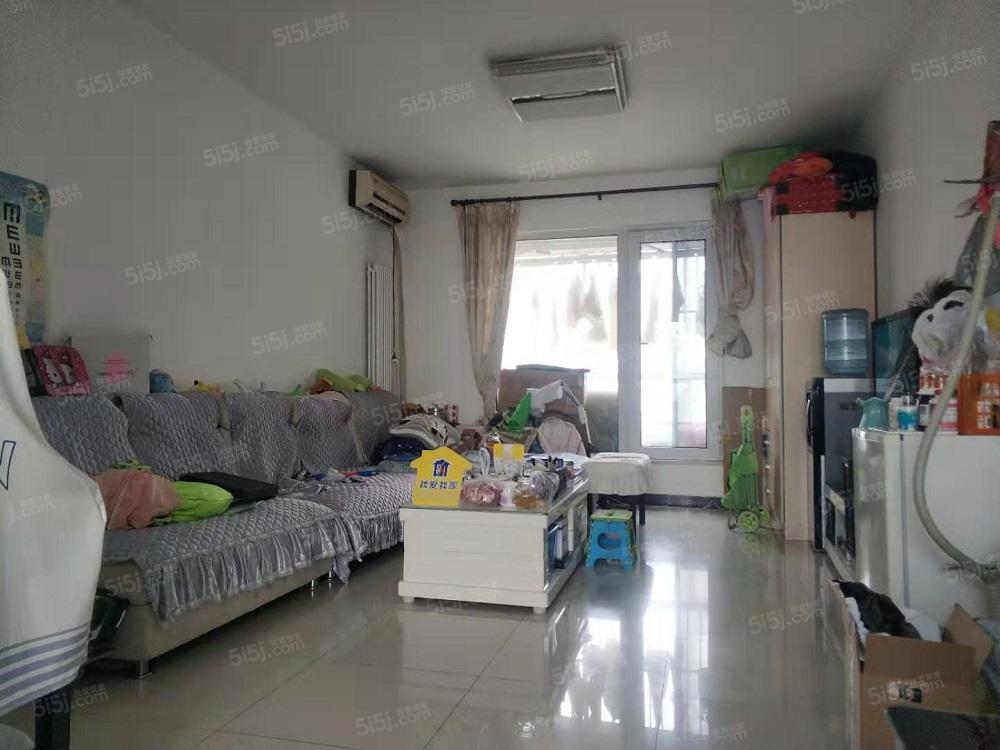 亚运村小营 南北通透 两室两厅  小区环境好