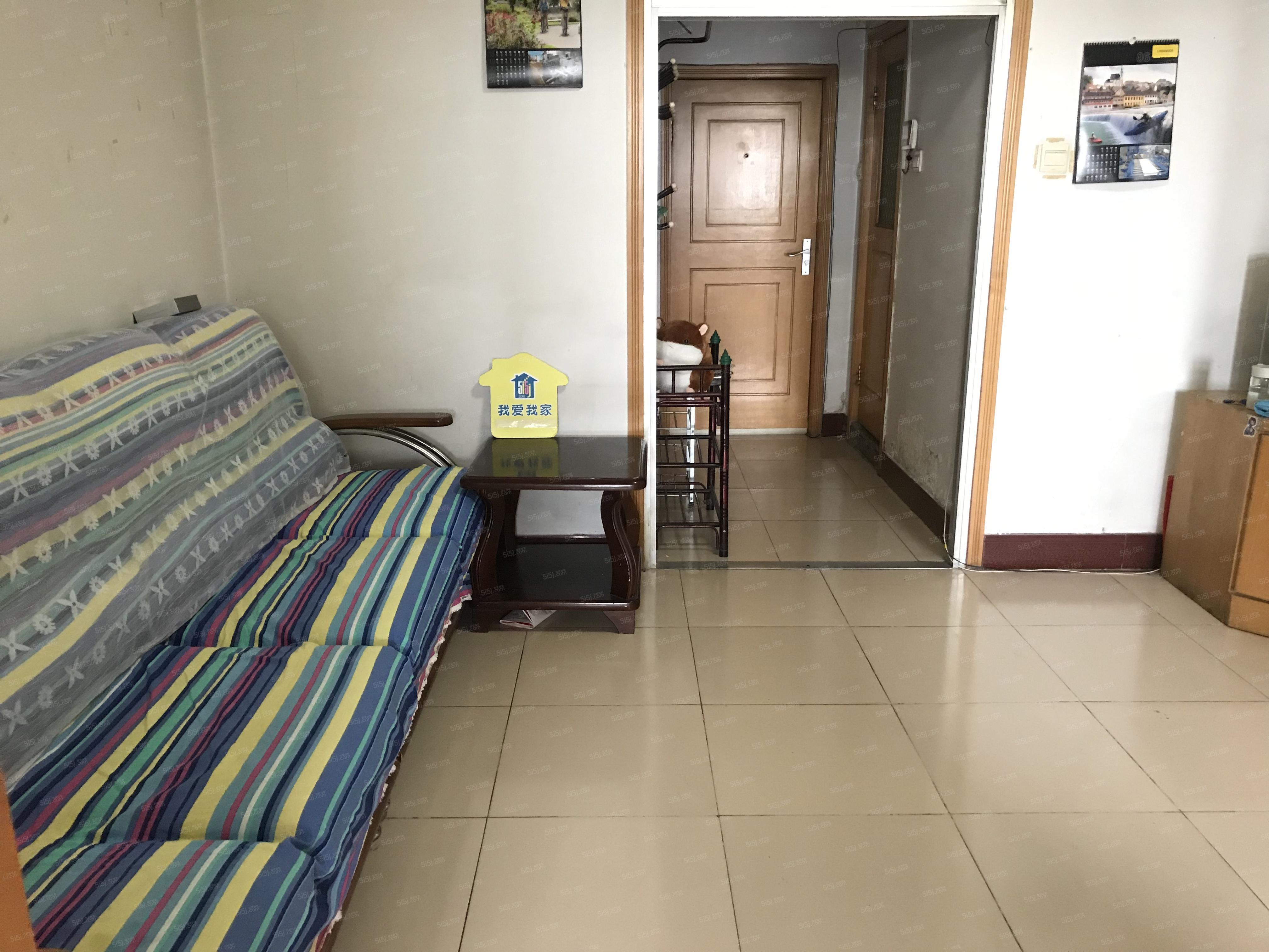西潞园一里 正规两居室 有钥匙 看房房方便