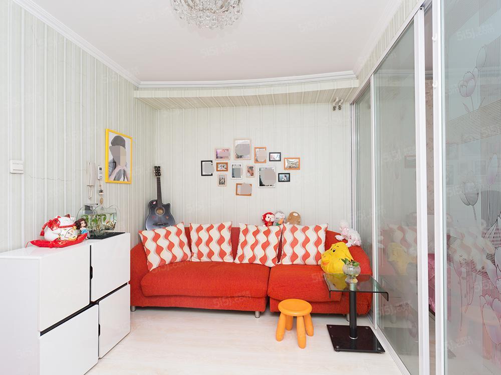 低总价两居室 紧邻地铁七里庄站 满五年唯一 精装修