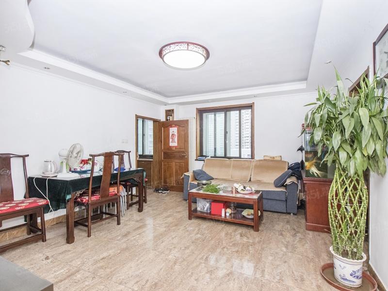 北京我爱我家裕中西里南北通透三居中间楼层采光好大客厅第2张图