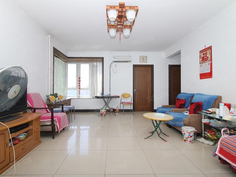 北京我爱我家商品房满五年一套,高楼层全南向两居室第1张图