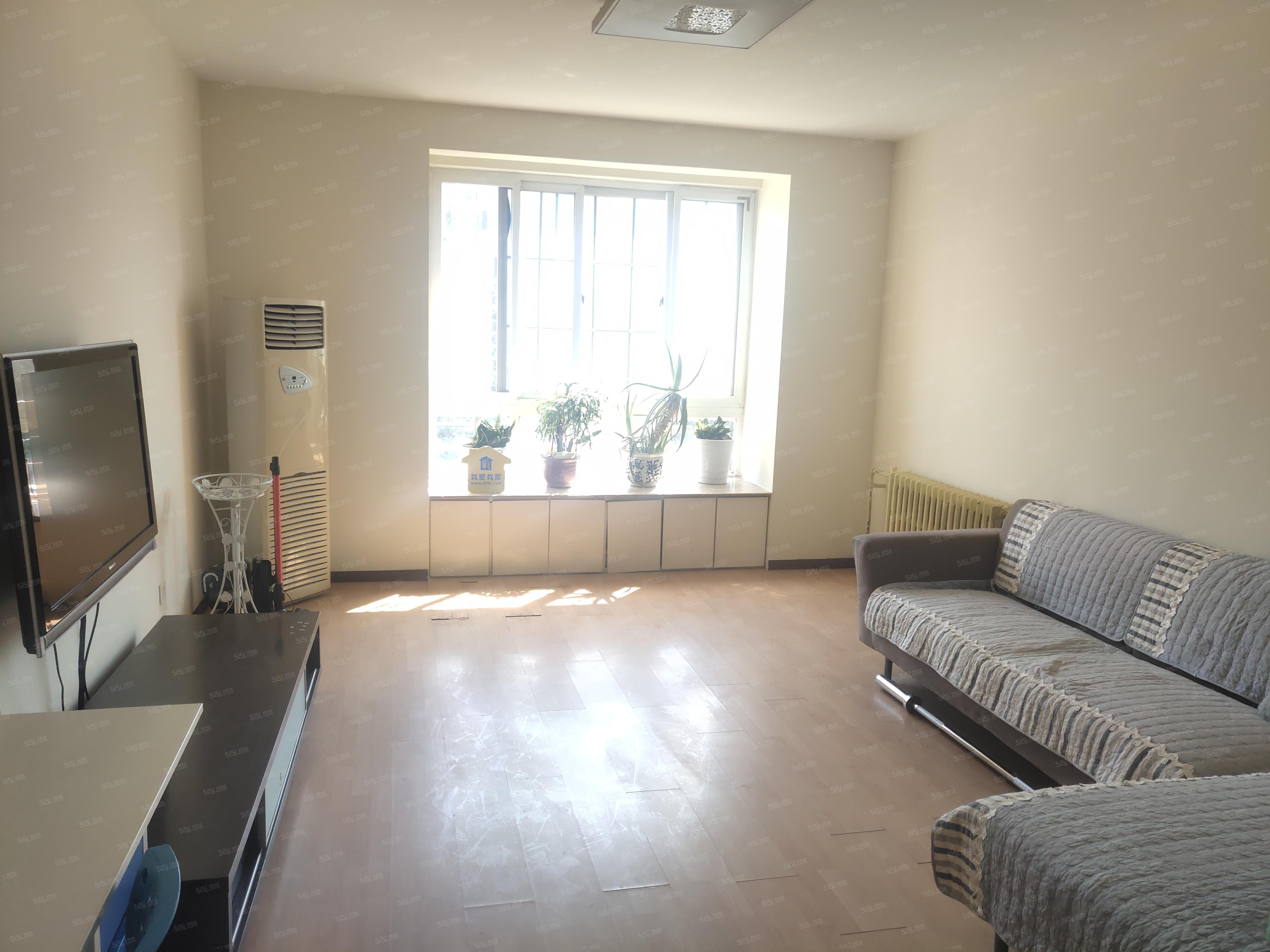 清澄南区 精装2居室 家具家电齐全 随时看房入住