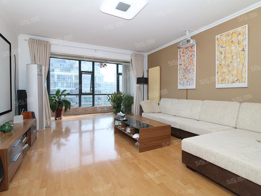 5号线地铁,精装修,2居室,双卫,拎包入住。