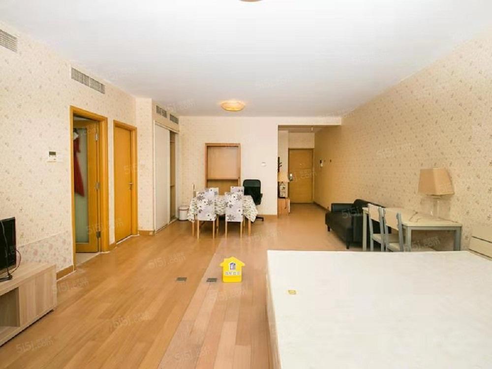 金融街、西城晶华丰侨公寓、看房随时长租