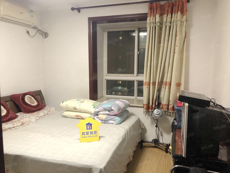 丰仪家园 广安康馨家园一居室齐全拎包住