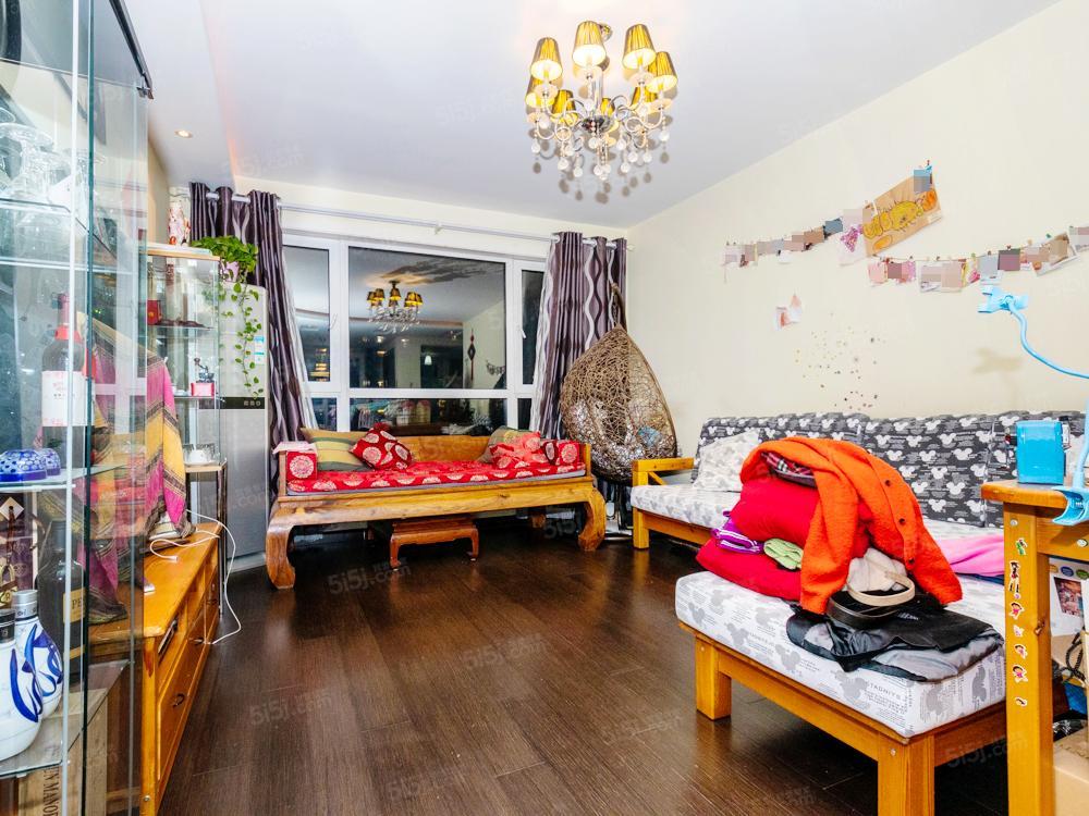 北纬40度南北两居室,精装修,诚意出售,采光无遮挡。