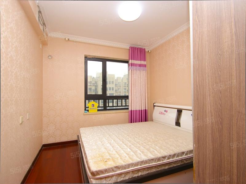 北京我爱我家长阳 绿地新都会 南北三居室 拎包入住 长期出租第3张图