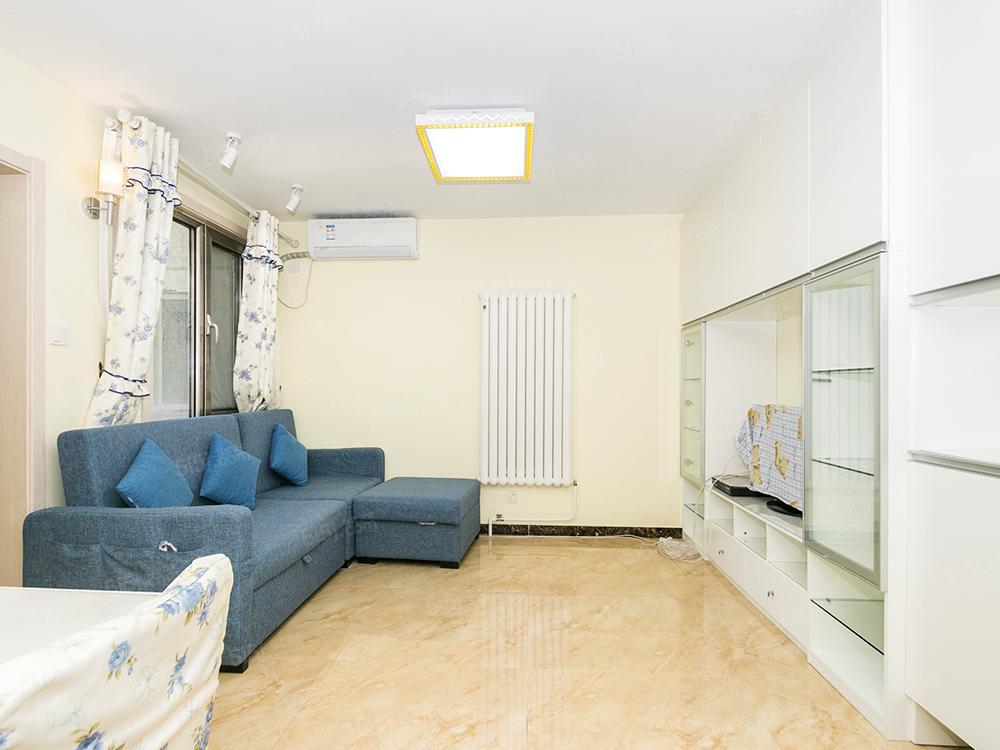 北京我爱我家广安门内牛街低总价一居室,双地铁,精装修,业主诚售